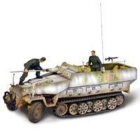 1:32 World War II Vehicles